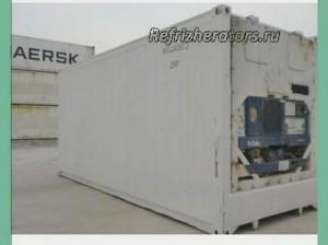 Доставка груза в рефрижераторном контейнере